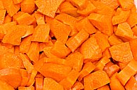 picture of chopped carrots