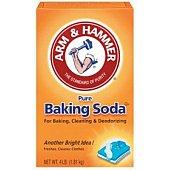 pictureof baking soda to prevent odourinlitter box