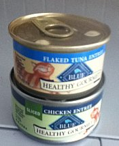 Canned Cat Food Blue Buffalo