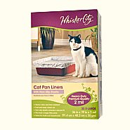 picture of liners to help prevent cat litter odour