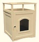 designer cat litter box for cat litter furniture